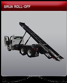 Compactador de carga lateral, Camion recolector de basura cancun