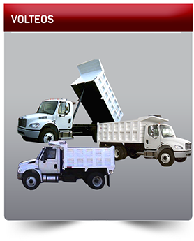 Volteos, Camion recolector de basura cancun