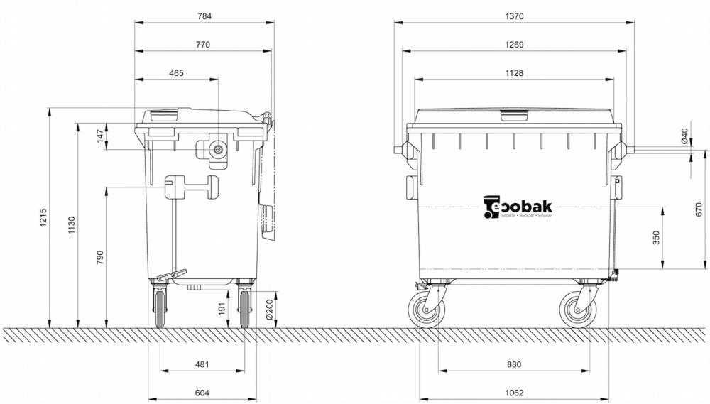 especificaciones ecobak